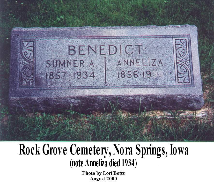 Sumner Benedict