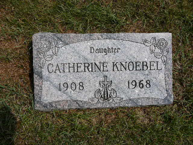 Evelyn Catherine Knoebel