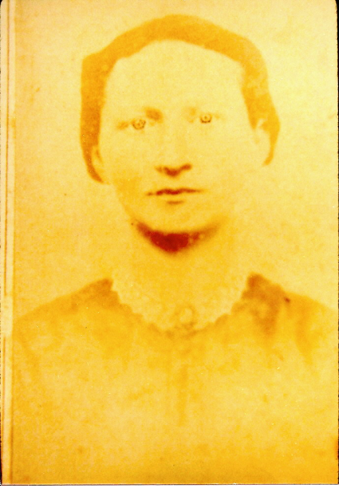 Mary Parker Wilson