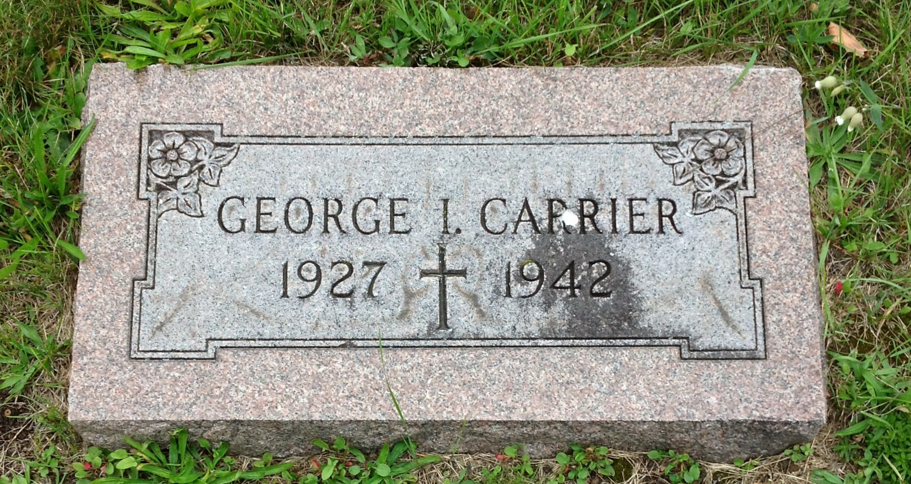 George Carrier