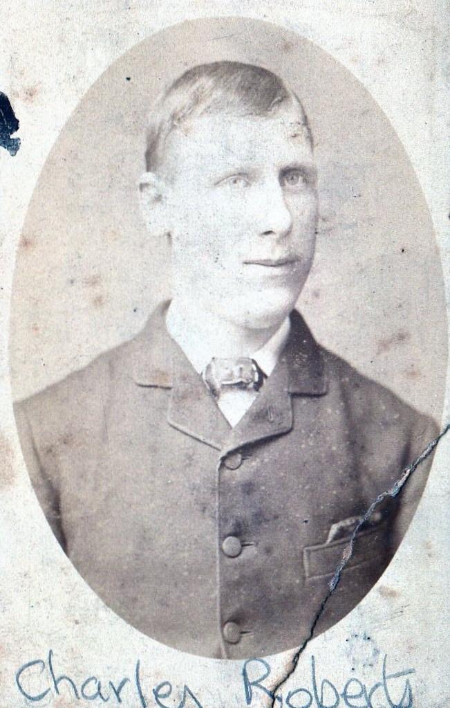 Charles James Robarts