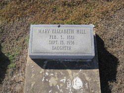 Mary Darthula Hill