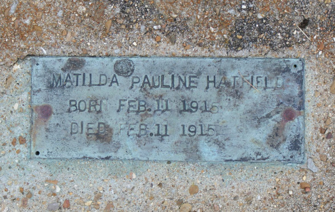 Pauline Alice Hatfield