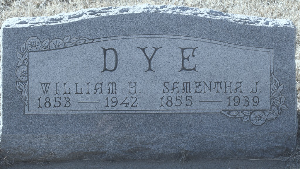 William Hamilton Dye