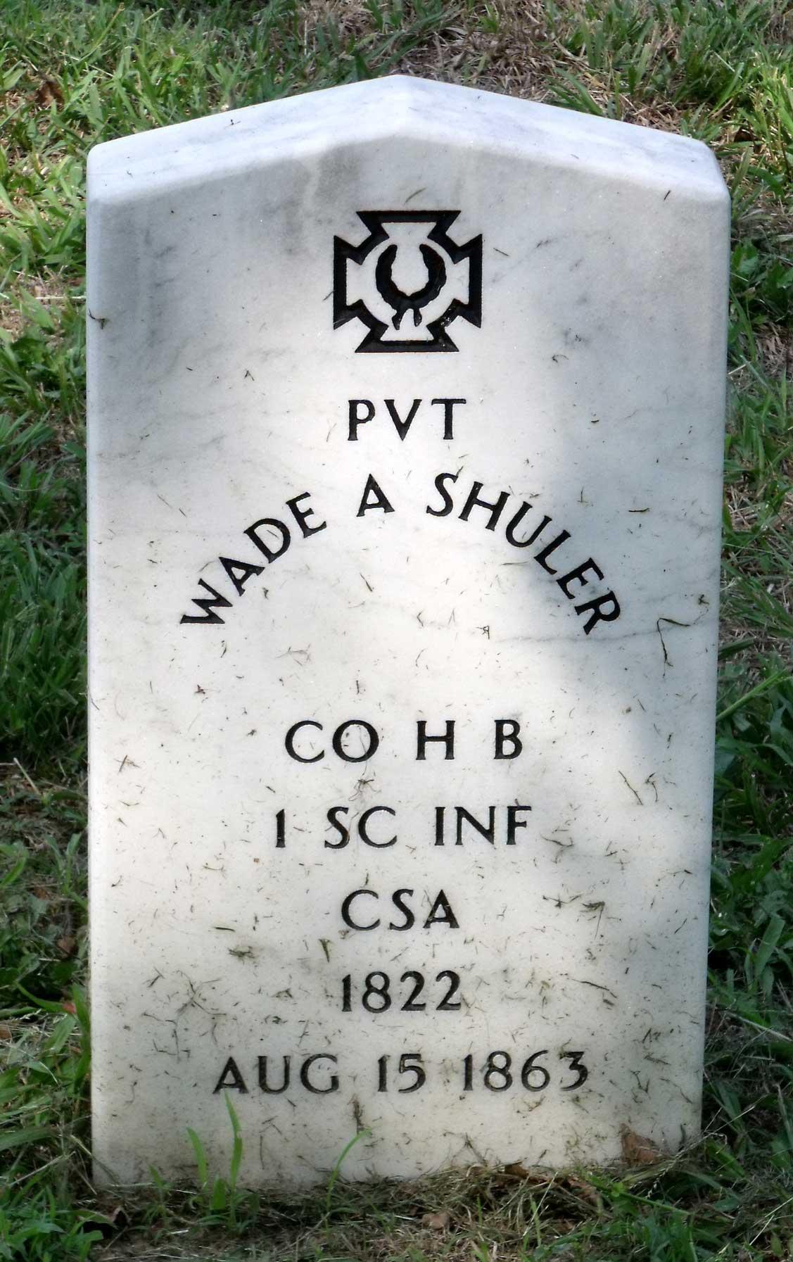 James Johnst Shuler