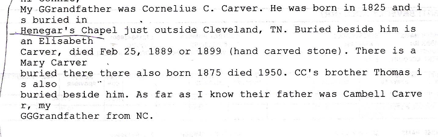 Giles Carver