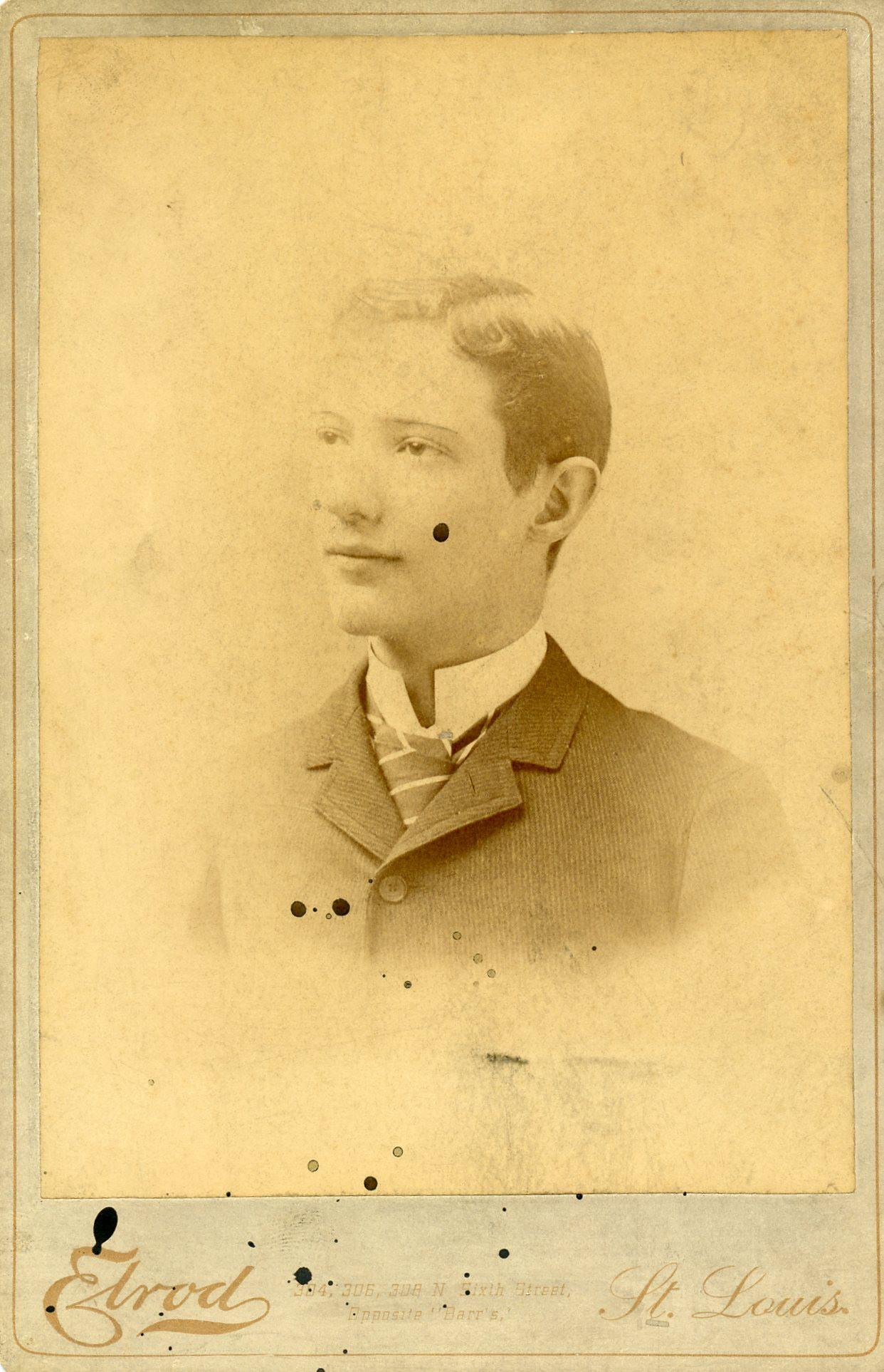 Charles Mack Johnson