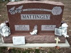 Richard K Mattingly