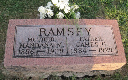 James Harvey Ramsey