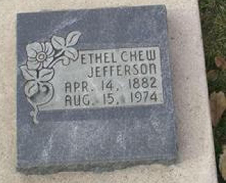 Ethel Chew