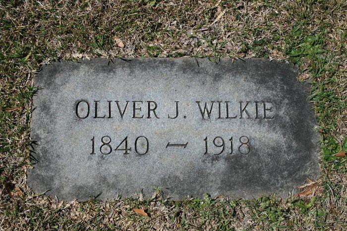 Oliver Job Wilkie
