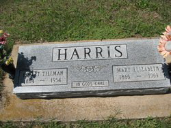 Robert Tillman Harris