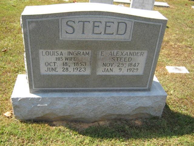 Lelah A Steed