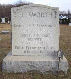 Chauncey Ellsworth