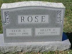 Cecil Rose