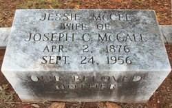 Jessie McGee