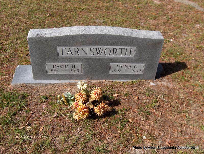 David S Farnsworth