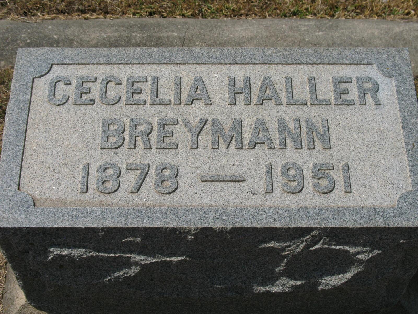 Cecilia Haller