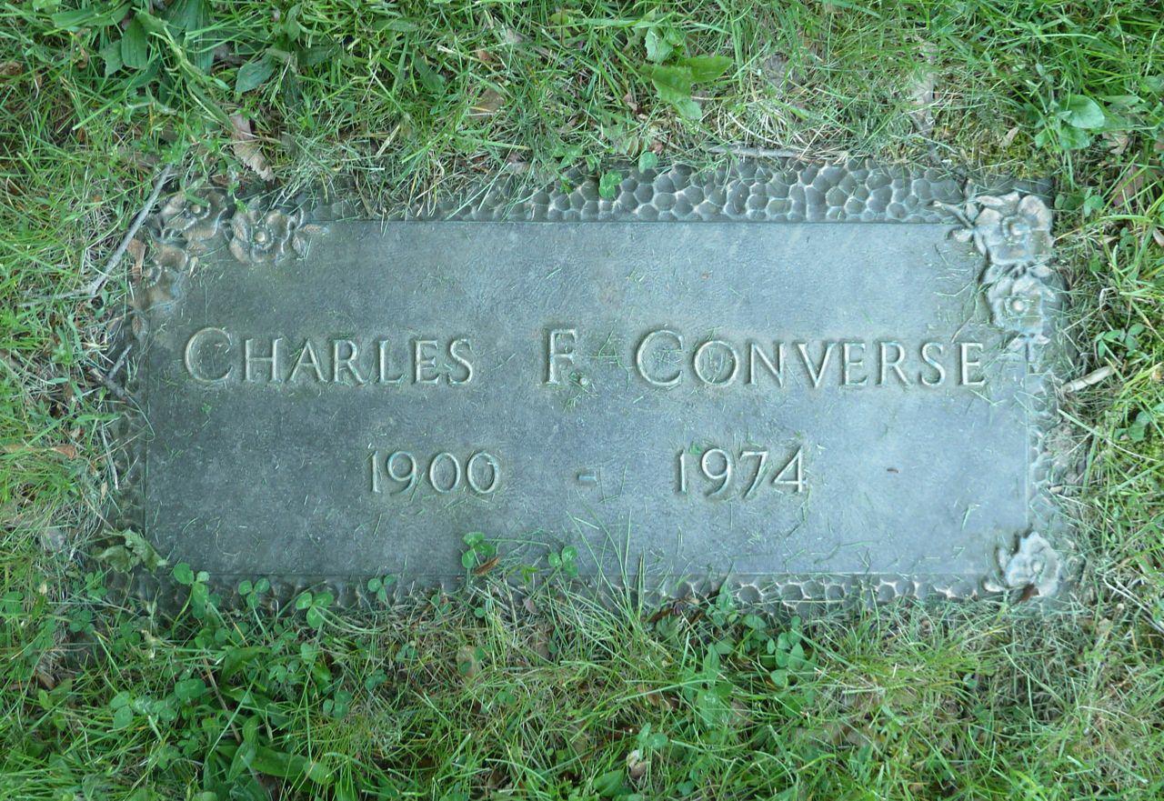 Charles Augustus Converse