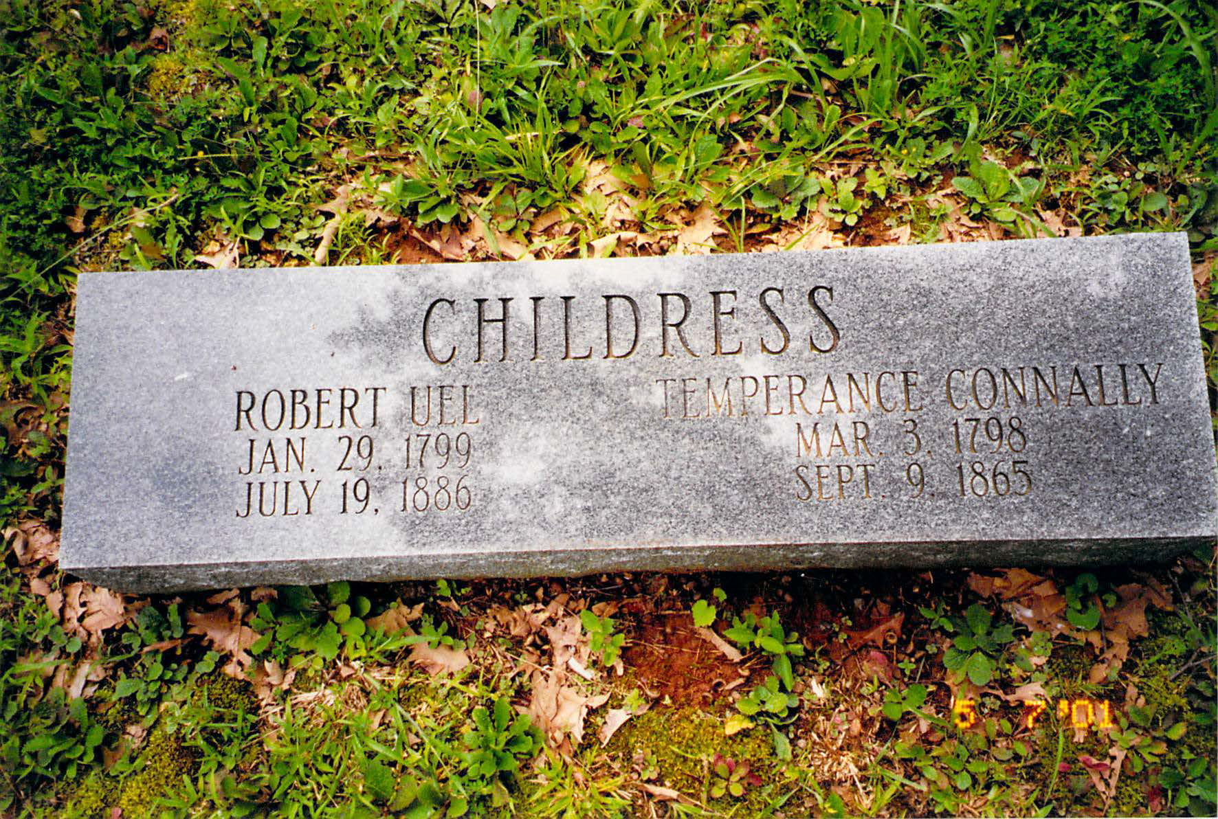 Robert C Childress