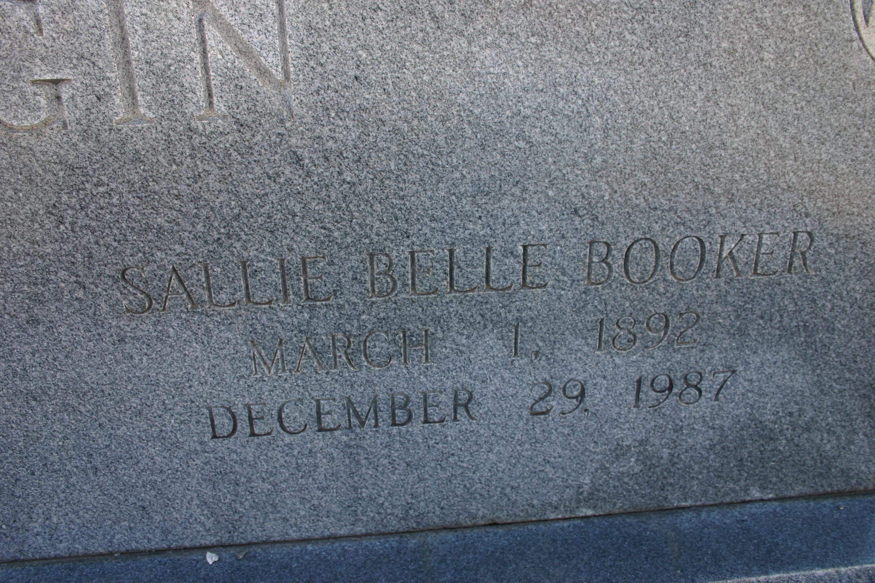 Bertie Willie Booker