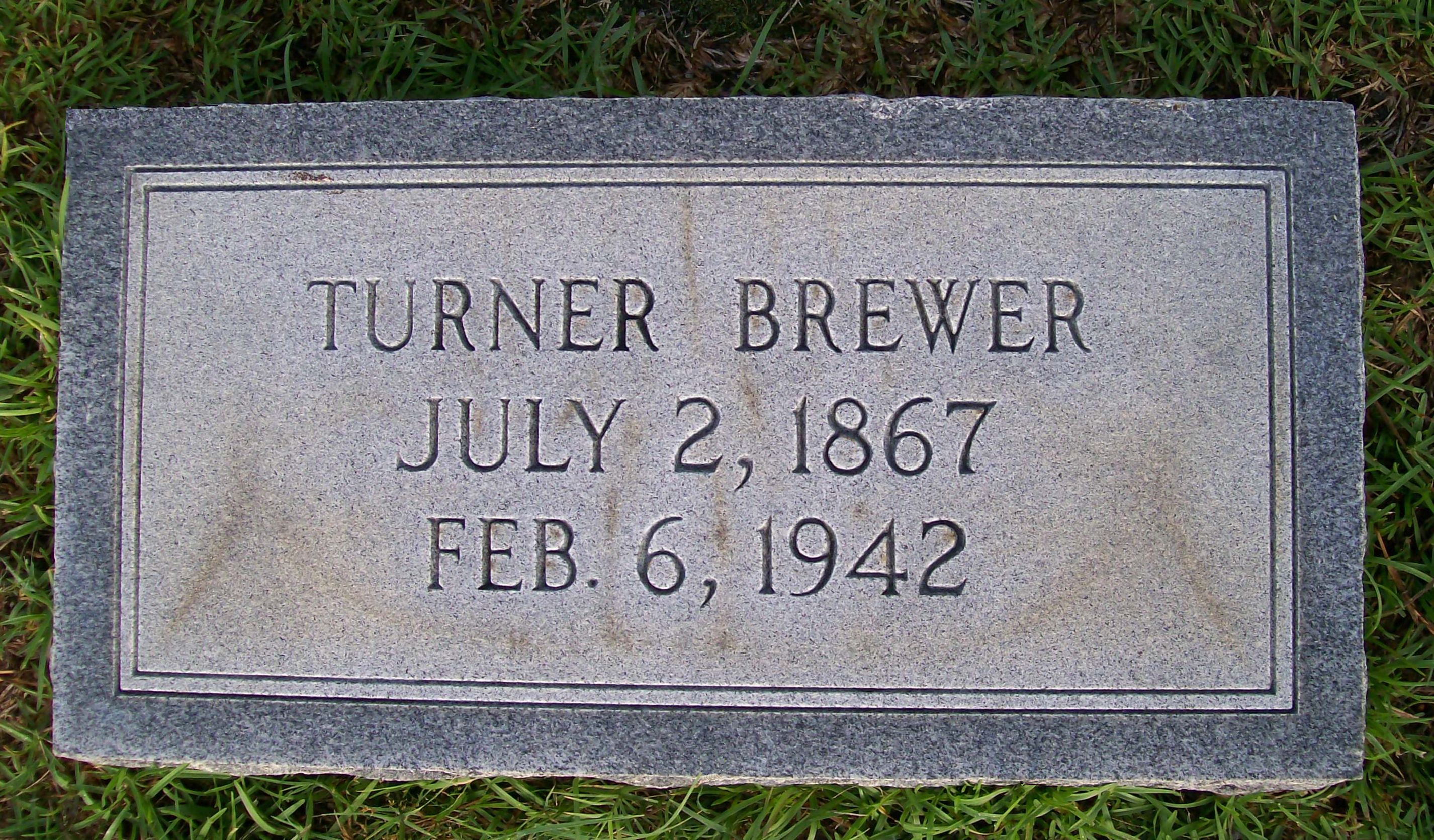 Turner Brewer