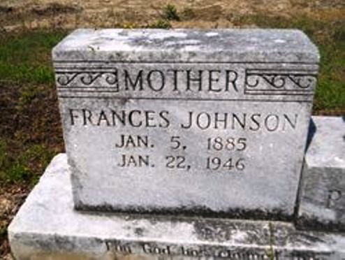 Mary Frances Johnson