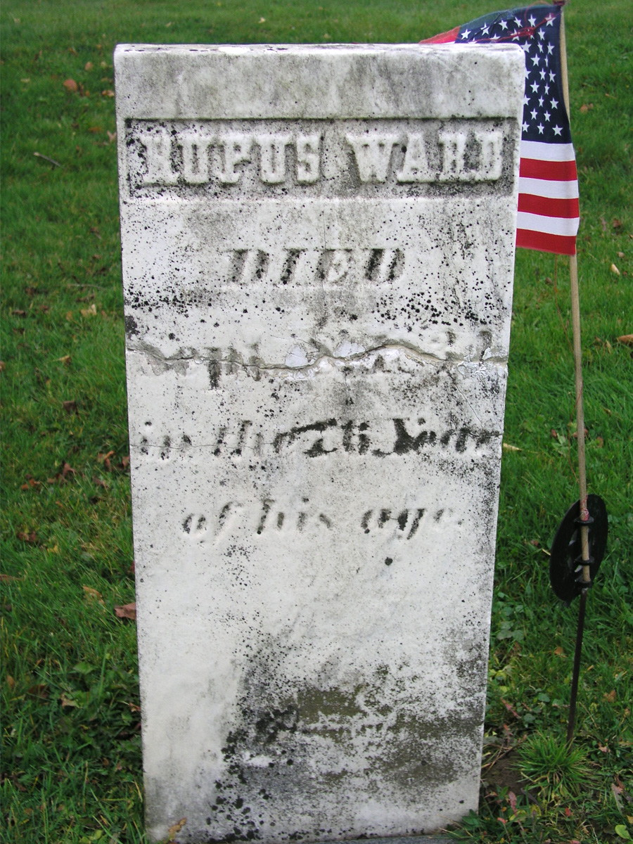 Rufus R Ward