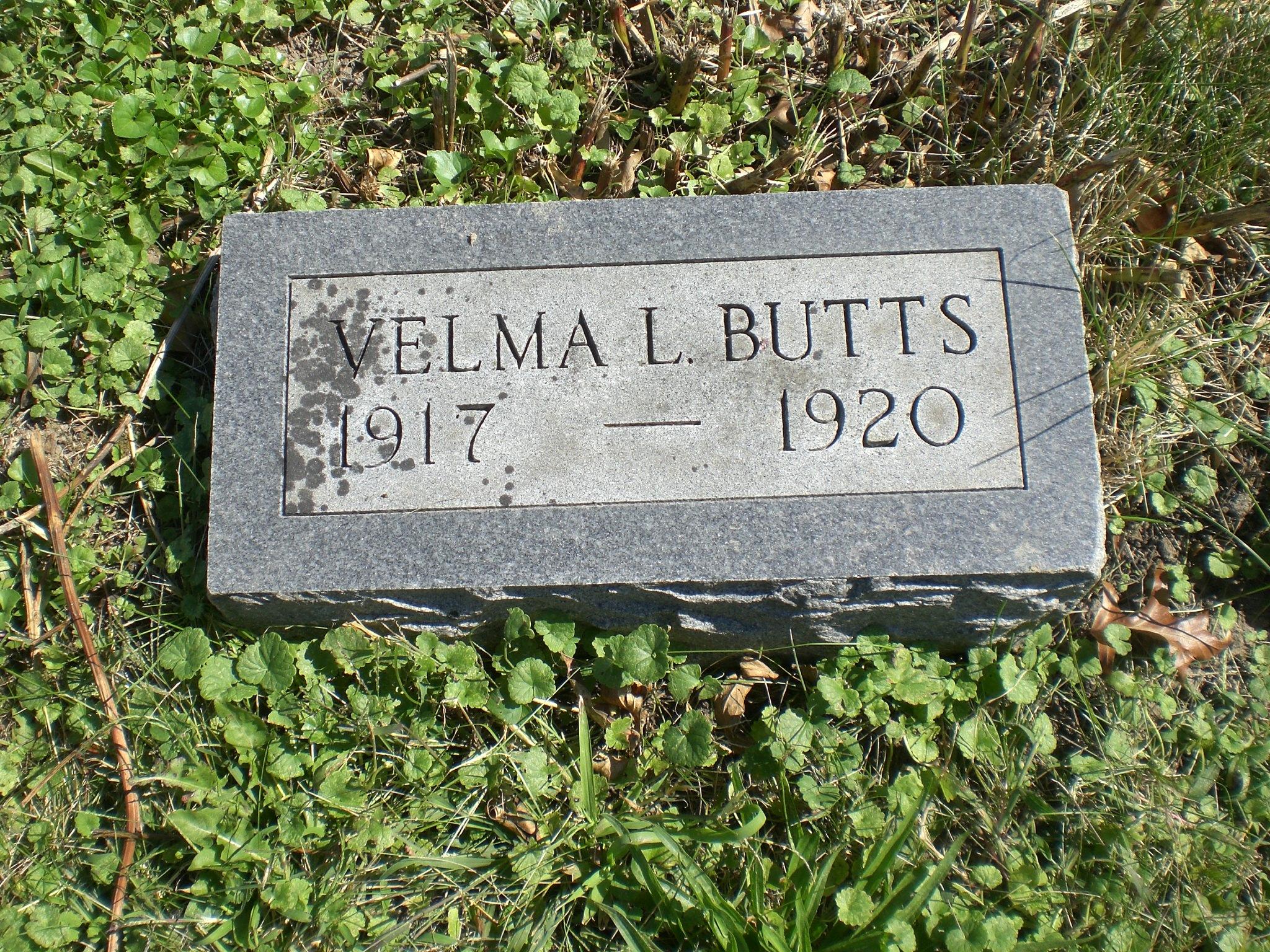 Hattie L Butts