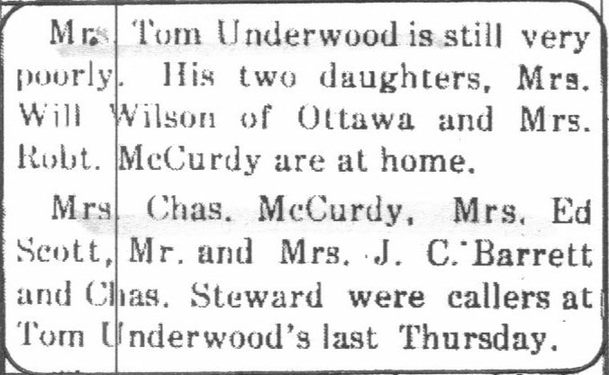 William Thomas Underwood
