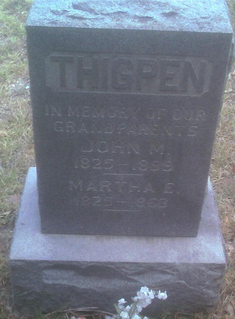 Mamie Thigpen
