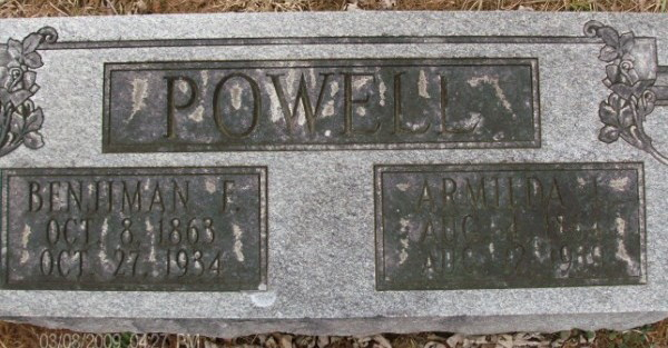 Ben Franklin Powell