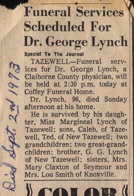 George Washington Lynch