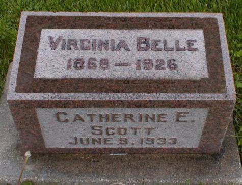 Catherine E Scott