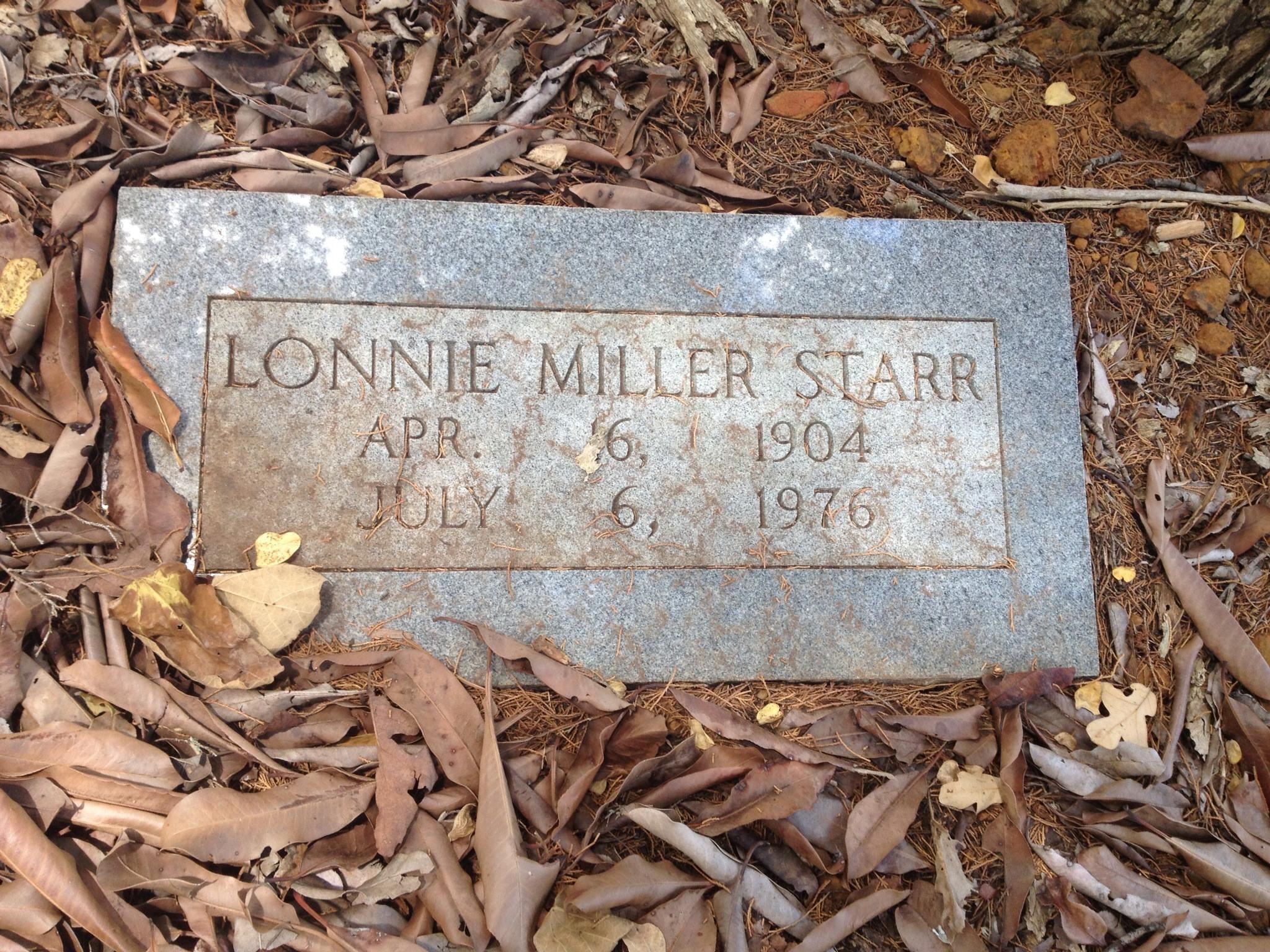 Lonnie Starr