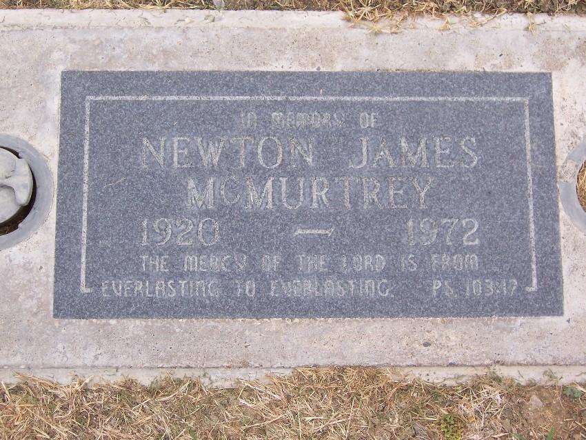 Jasper Newton McMurtrey