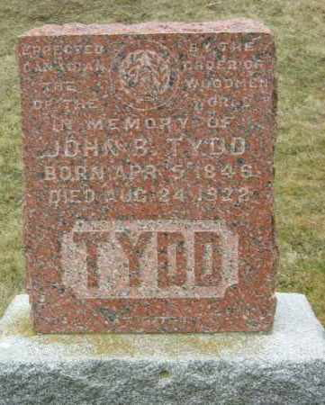 Benjamin Tydd