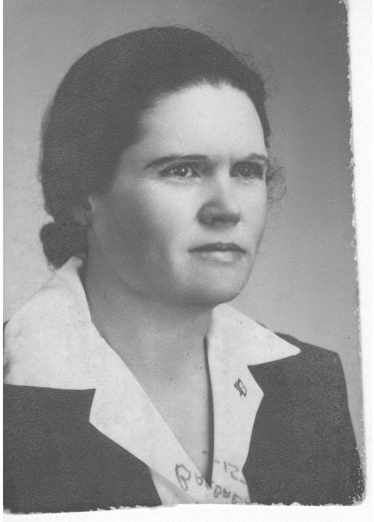 Priscilla Helen Cargill