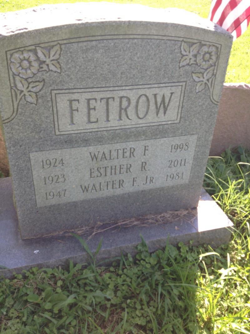 Benny Joseph Fetrow