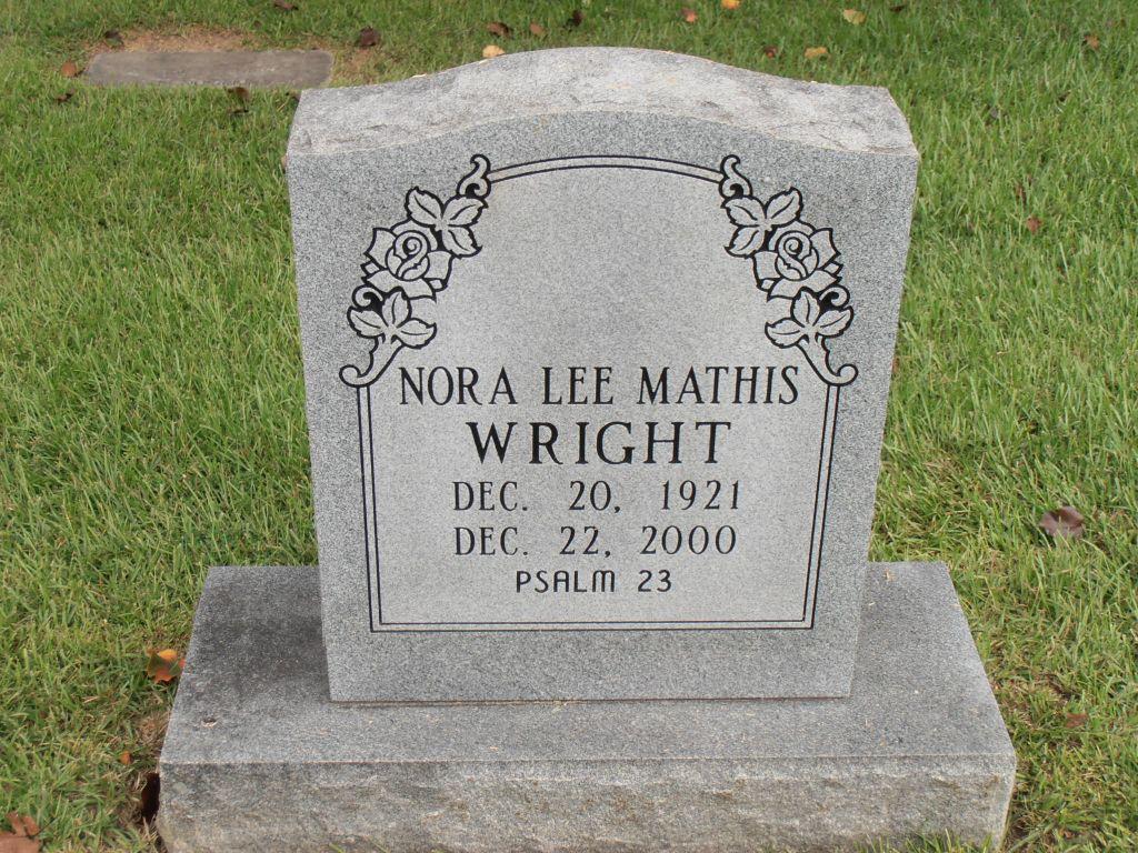 Nora Mathis