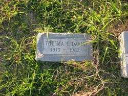 Thelma Cedonia Scribner