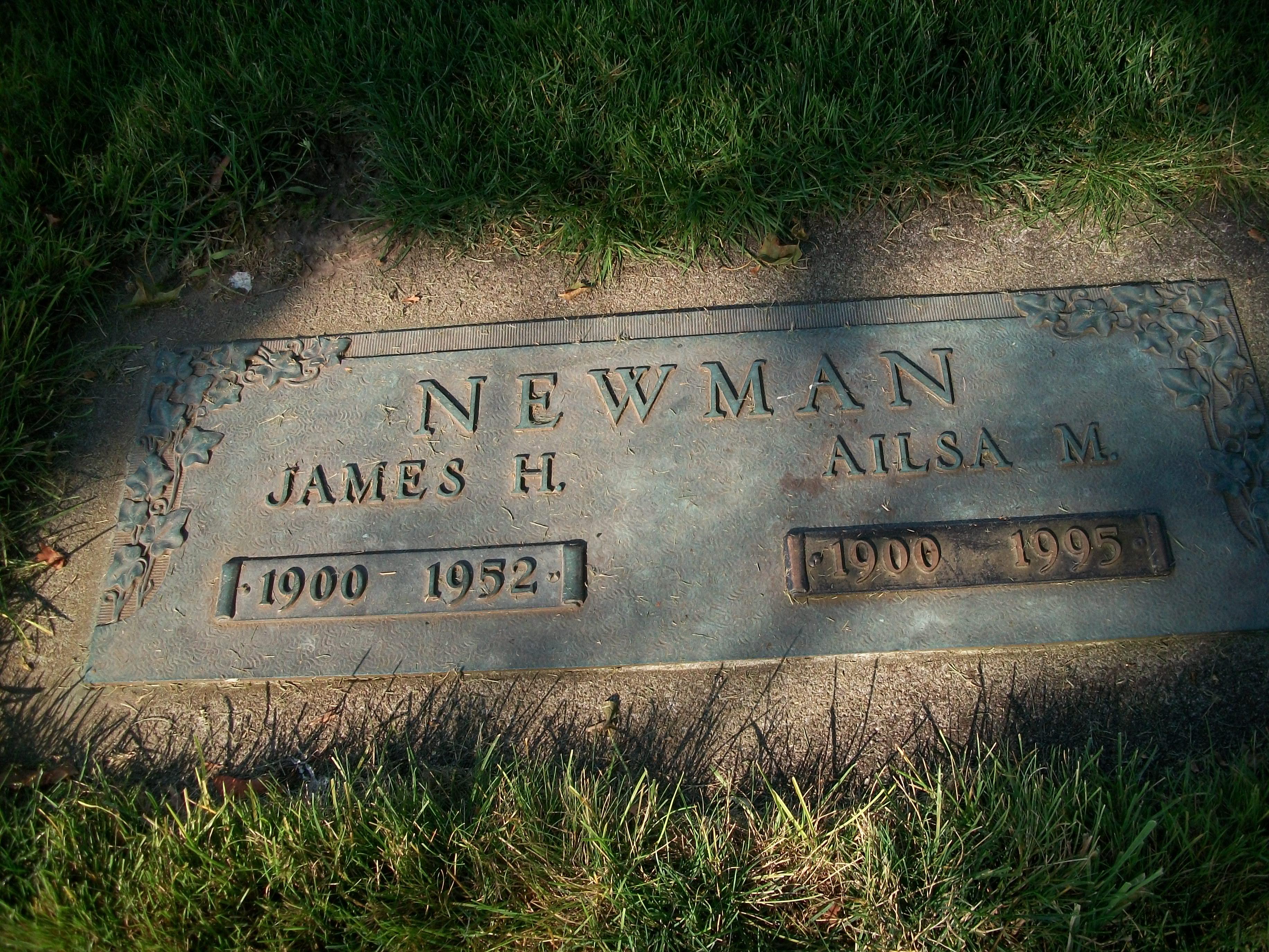 James Henry Newman
