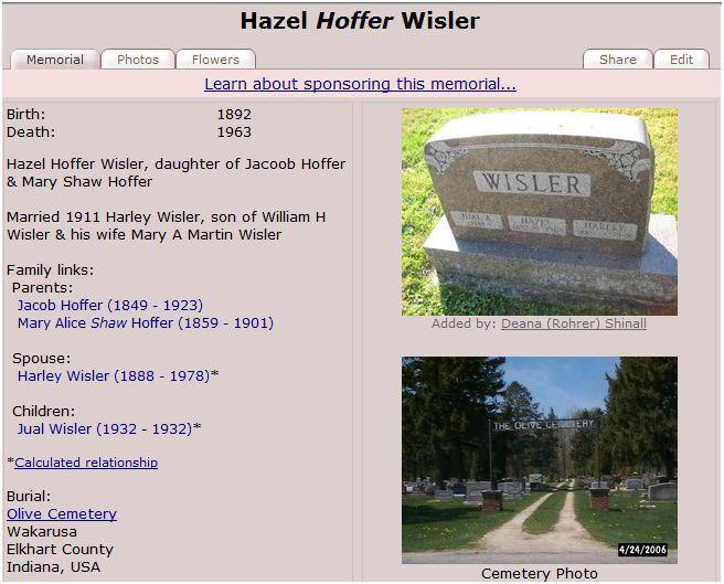 Hazel Hoffer