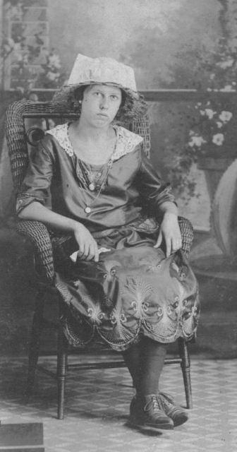Myrtle Mae Johnson