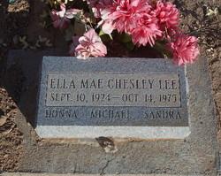 Ella Mae Chesley