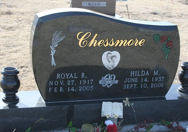 Asahel Raymond Chessmore