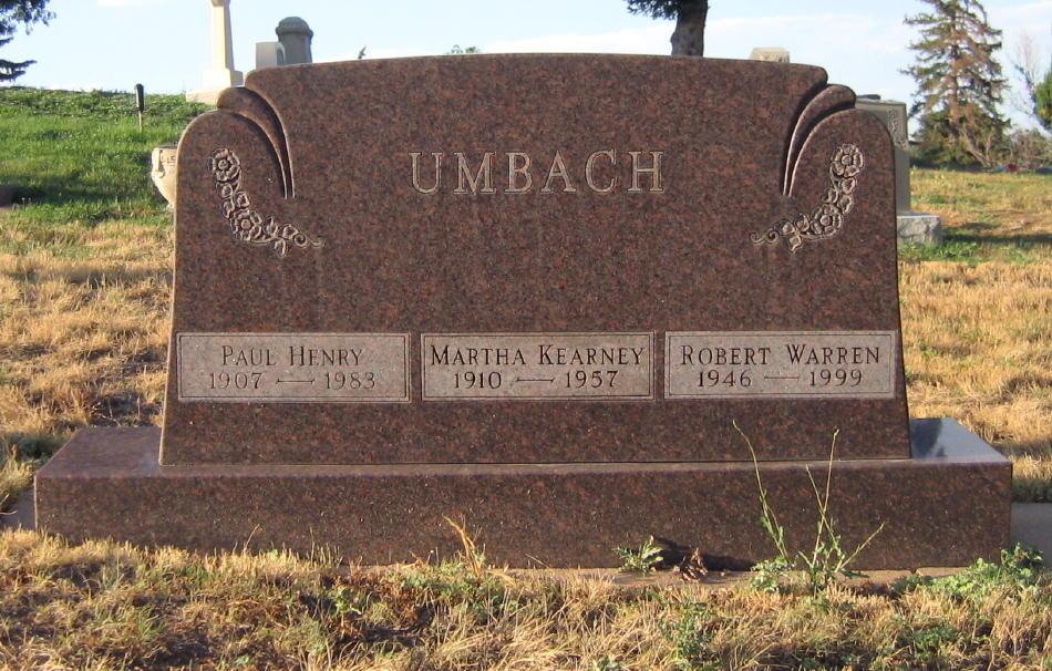 Charles Henry Umback