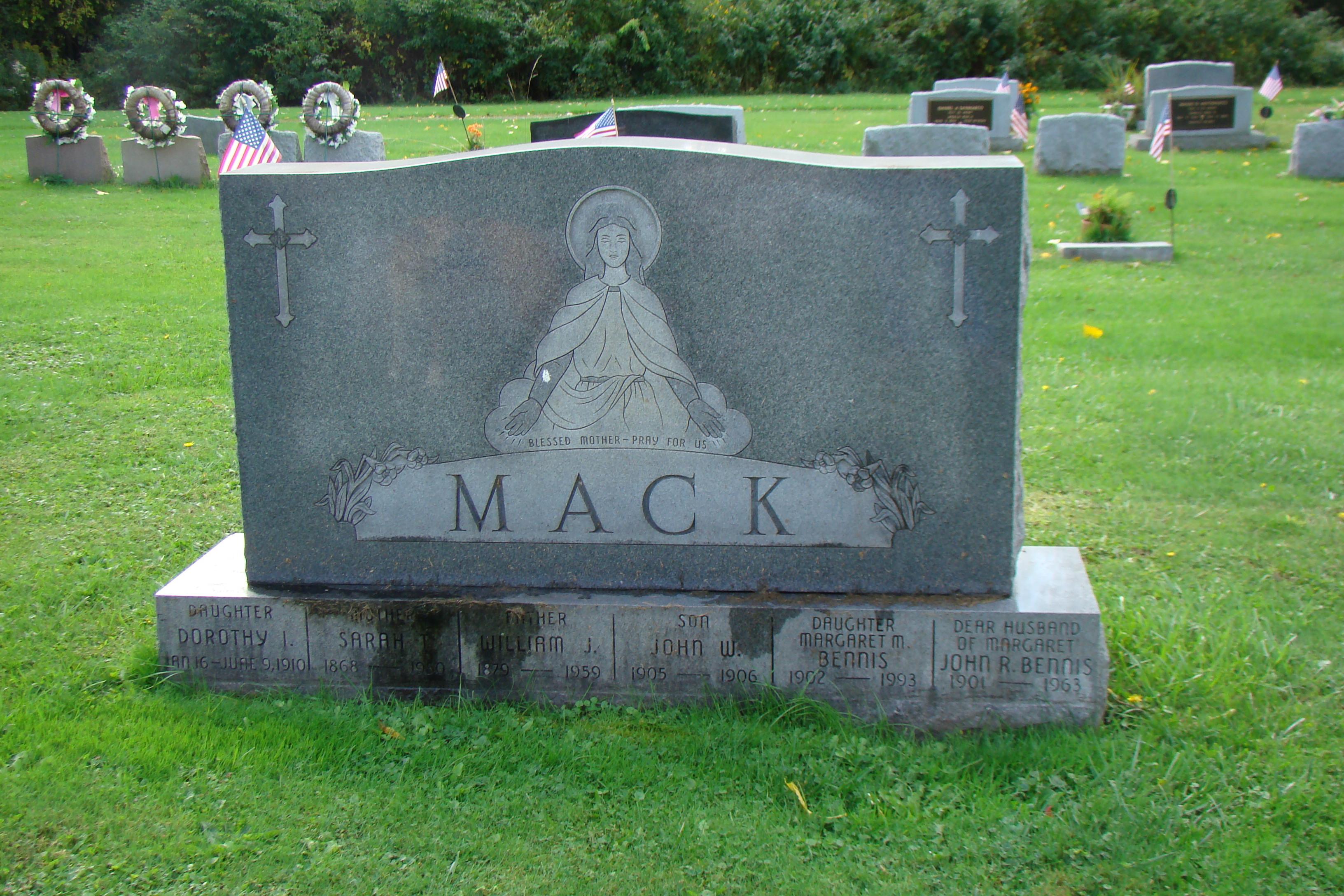 Margaret Mack