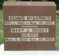 Dennis McBarnes