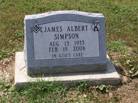 Albert James Simpson